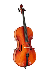 Picture of a cello