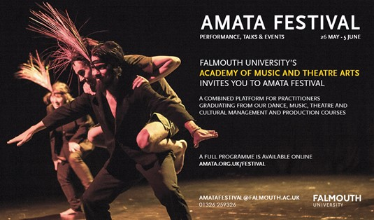 AMATA Festival Invitation